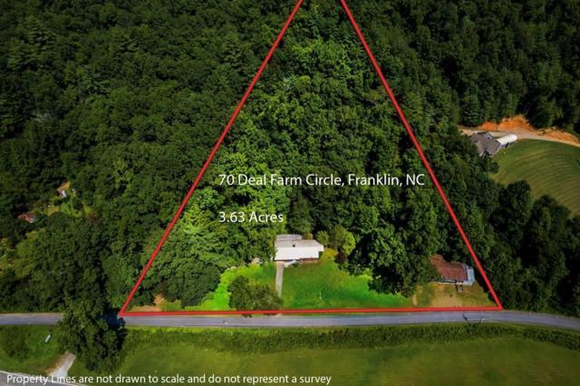 70 Deal Farm, Franklin, NC 28734 (MLS #26021271) :: Old Town Brokers