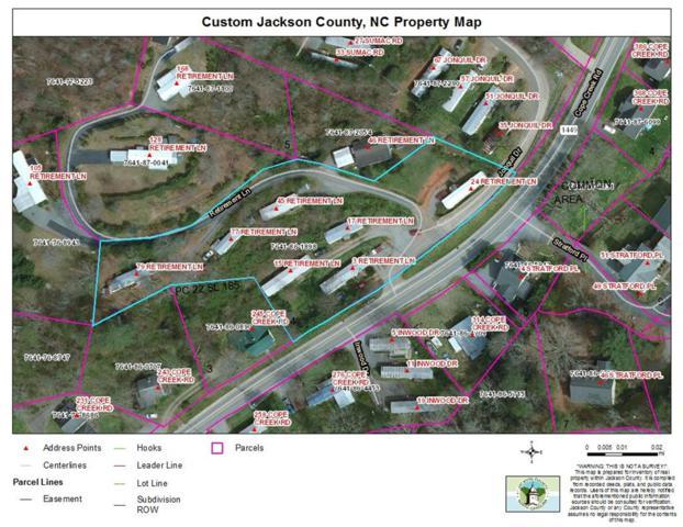 3 Retirement Lane, Sylva, NC 28779 (MLS #26021303) :: Old Town Brokers