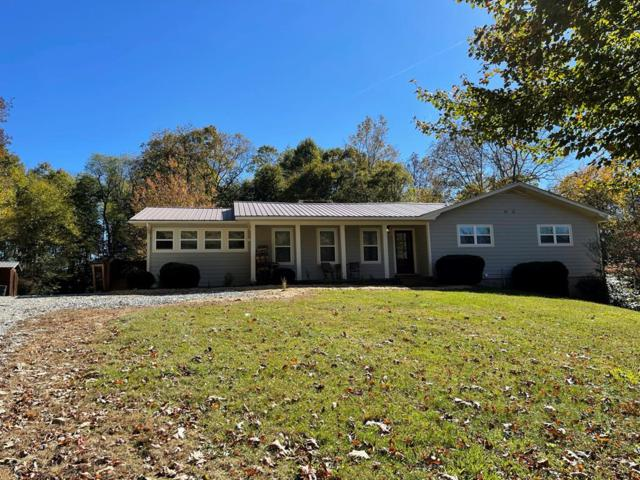 85 Rocky Knob Rd, Scaly Mountain, NC 28775 (MLS #26021397) :: Old Town Brokers