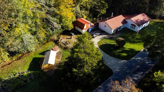 1395 Panther Creek Rd., Almond, NC 28702 (MLS #26021398) :: Old Town Brokers