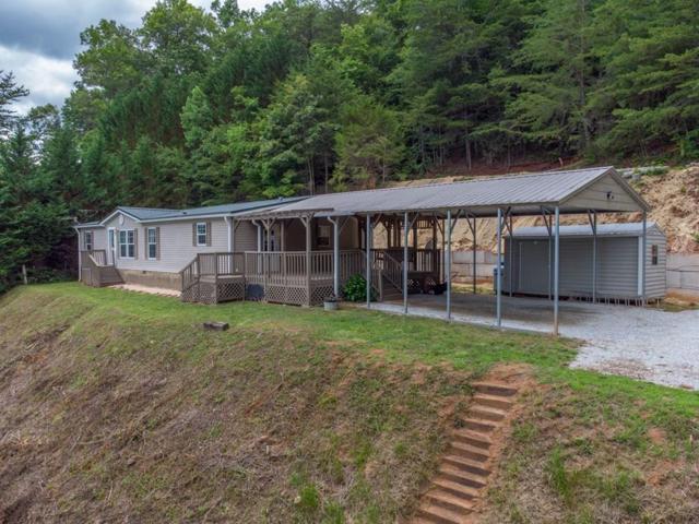 250 Ledbetter Lane, Franklin, NC 28734 (MLS #26021080) :: Old Town Brokers