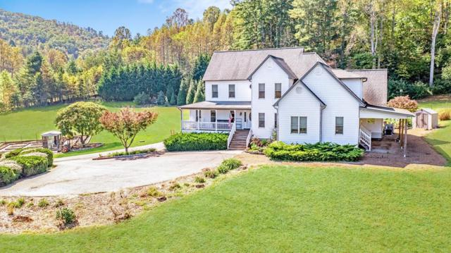355 Patton Downs Rd., Franklin, NC 28734 (MLS #26021266) :: Old Town Brokers