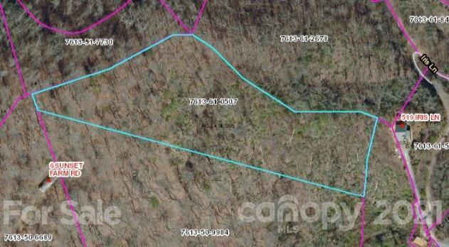 99999 Iris Lane Track A, Whittier, NC 28789 (#26019884) :: Exit Realty Vistas