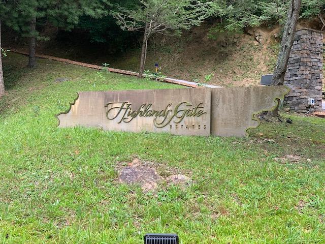 0 ) Highlands Gate Dr., Highlands, NC 28741 (#26020582) :: High Vistas Realty