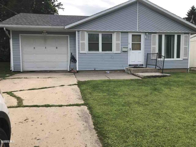 810 S 18th, Freeport, IL 61032 (MLS #20181149) :: Key Realty