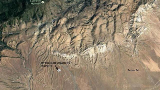 0 E Backus Road, Mojave, CA 93501 (#479798) :: FresYes Realty