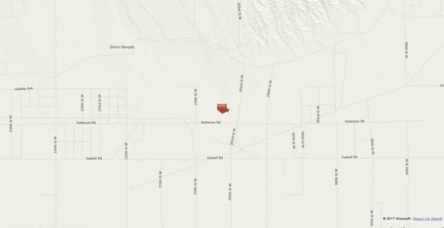 0 Address Not Published, Rosamond, CA 93560 (#480972) :: FresYes Realty
