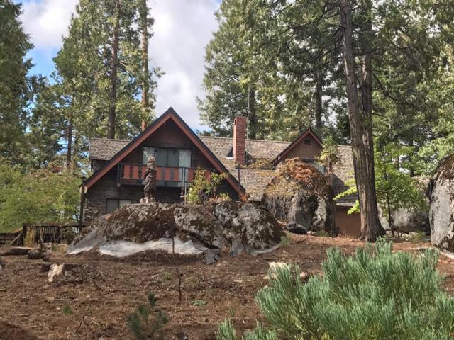 38848 Ridge Road, Shaver Lake, CA 93664 (#492640) :: Raymer Realty Group