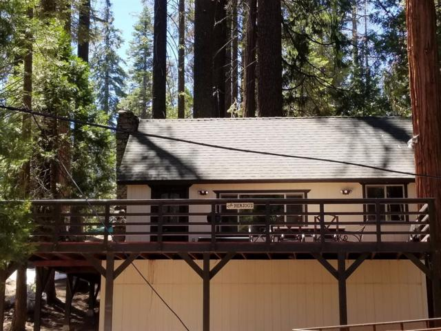 41918 Nuthatch Lane, Shaver Lake, CA 93664 (#499440) :: FresYes Realty