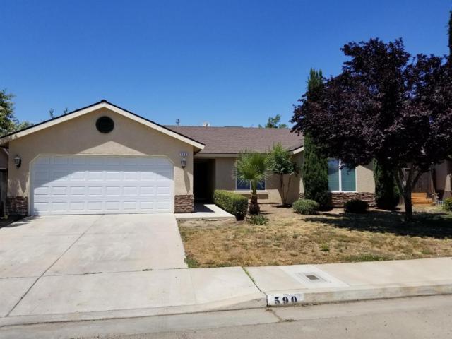590 Benjamin Street, Orange Cove, CA 93646 (#504290) :: FresYes Realty