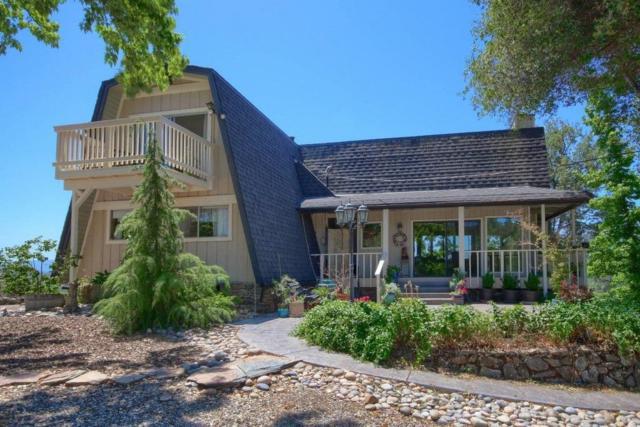 43588 Glenn Baker Road, Ahwahnee, CA 93601 (#504488) :: FresYes Realty