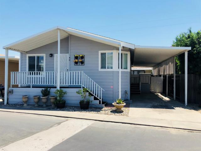 1551 6Th Avenue Drive #48, Kingsburg, CA 93631 (#505339) :: FresYes Realty