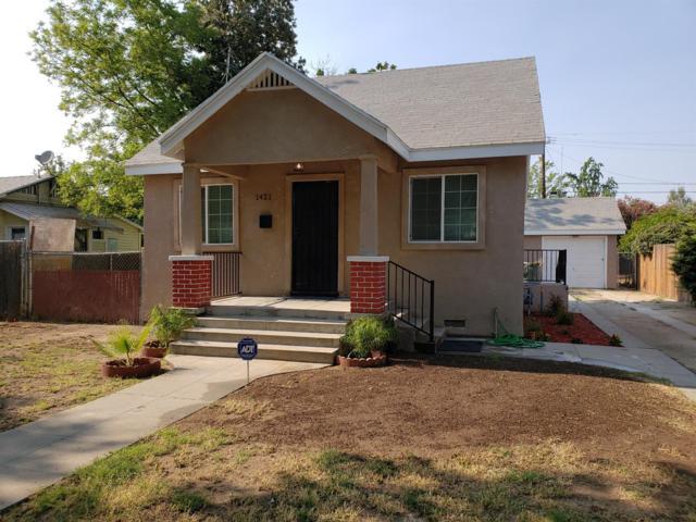 1421 E La Salle Avenue, Fresno, CA 93728 (#505862) :: FresYes Realty