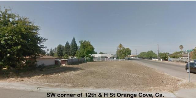 0 12th Street, Orange Cove, CA 93646 (#505992) :: FresYes Realty