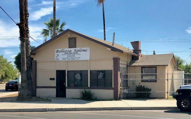 500-510 Fresno Street, Parlier, CA 93648 (#509430) :: FresYes Realty