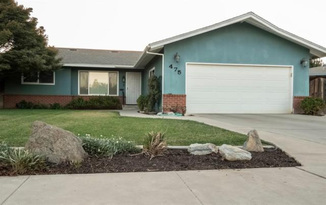 475 N Garden Drive, Dinuba, CA 93618 (#510599) :: Soledad Hernandez Group