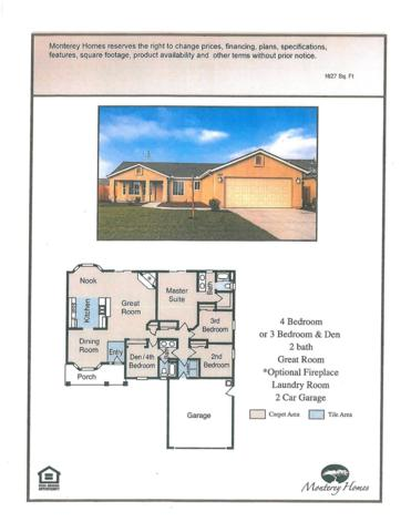 8370 17th Avenue Lot19, Parlier, CA 93648 (#511248) :: FresYes Realty