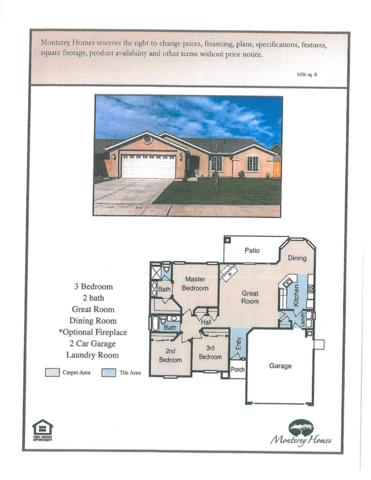 13486 Cherry Street Lot20, Parlier, CA 93648 (#511904) :: FresYes Realty