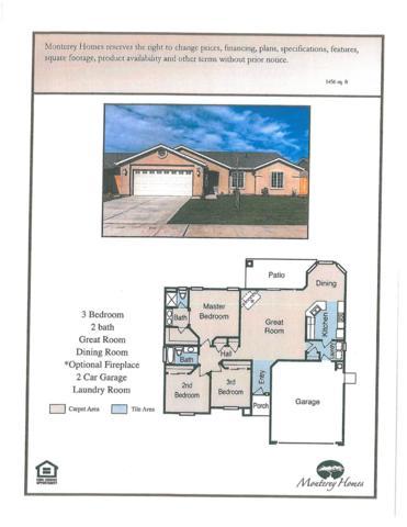 13486 Cherry Street Lot20, Parlier, CA 93648 (#511904) :: Soledad Hernandez Group