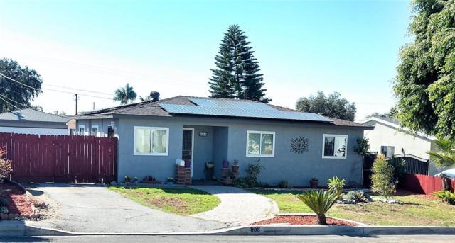 808 W Woodcroft Avenue, Glendora, CA 91740 (#512257) :: Soledad Hernandez Group