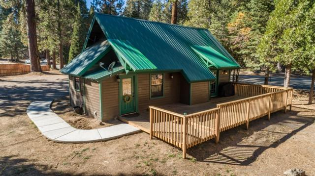 41621 Dinkey Creek Road, Shaver Lake, CA 93664 (#513138) :: FresYes Realty