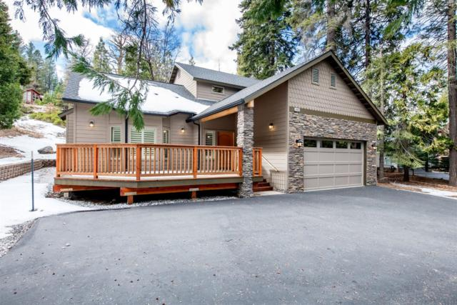 42659 Granite Circle Circle, Shaver Lake, CA 93664 (#515227) :: Raymer Realty Group