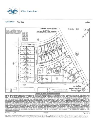 0 Alabama, Atwater, CA 95301 (#516501) :: FresYes Realty