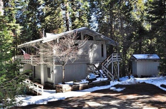 41945 Black Oak Way, Shaver Lake, CA 93664 (#517470) :: Raymer Realty Group
