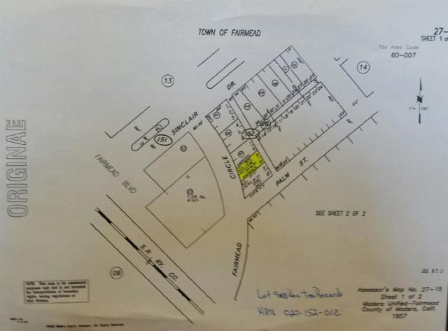 0 Fairmead Circle, Chowchilla, CA 93610 (#517804) :: Soledad Hernandez Group