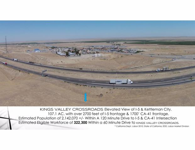 30-65 SW Lots 30 & 65 I5 @ 41, Kettleman City, CA 93239 (#518426) :: Raymer Realty Group