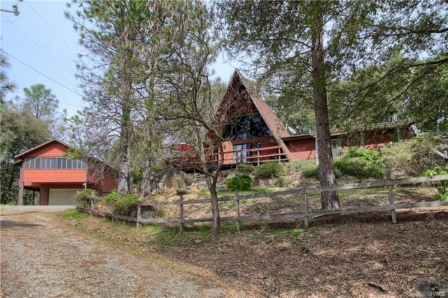 38060 Black Ranch Road, Oakhurst, CA 93644 (#519311) :: Raymer Realty Group