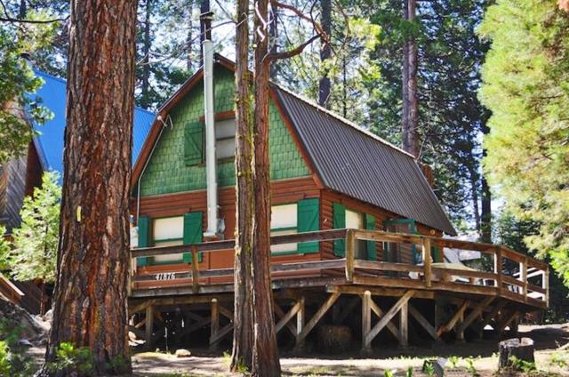 41876 Linnet Lane, Shaver Lake, CA 93664 (#519496) :: Raymer Realty Group