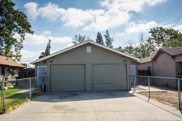 541 S Whitney Avenue, Fresno, CA 93702 (#521314) :: FresYes Realty