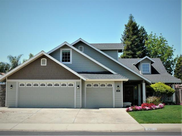 291 Post Avenue, Sanger, CA 93657 (#523182) :: FresYes Realty