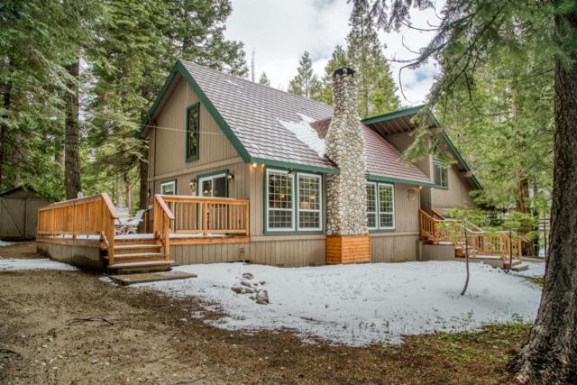 42084 Saddleback Road, Shaver Lake, CA 93664 (#523595) :: Raymer Realty Group