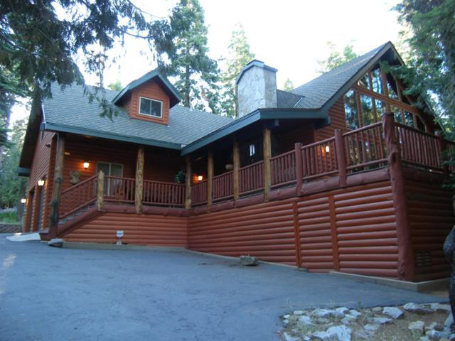 418112 Gray Rock Lane Lane, Shaver Lake, CA 93664 (#526694) :: Raymer Realty Group