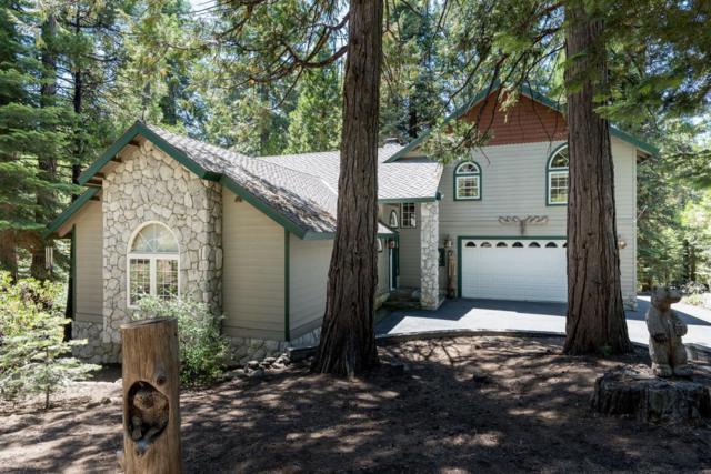 41643 Granite Ridge Road, Shaver Lake, CA 93664 (#526815) :: FresYes Realty