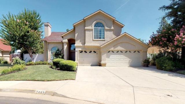 1443 Oak Avenue, Clovis, CA 93611 (#527231) :: FresYes Realty
