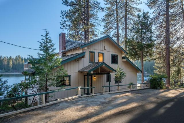 44287 Lakeview, Shaver Lake, CA 93664 (#528440) :: Raymer Realty Group