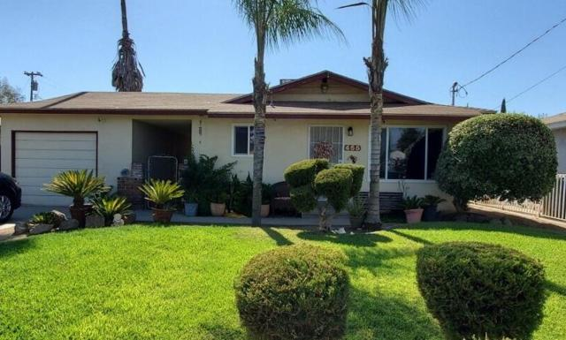 455 N Laurel Drive, Dinuba, CA 93618 (#528578) :: Raymer Realty Group