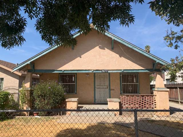 1477 E Patterson Avenue, Fresno, CA 93728 (#530558) :: Raymer Realty Group