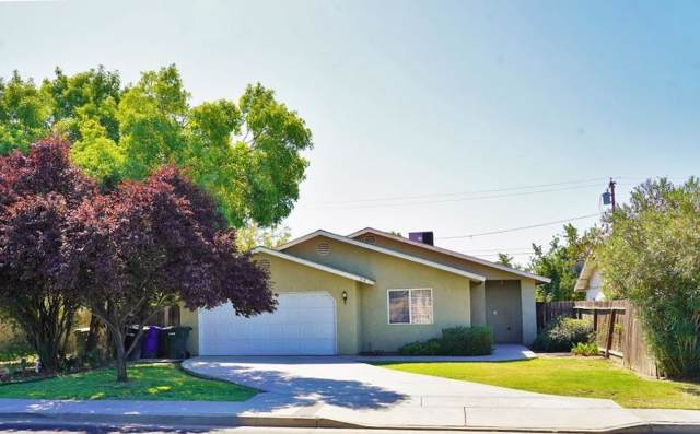 319 E 2Nd Street, Hanford, CA 93230 (#530629) :: FresYes Realty