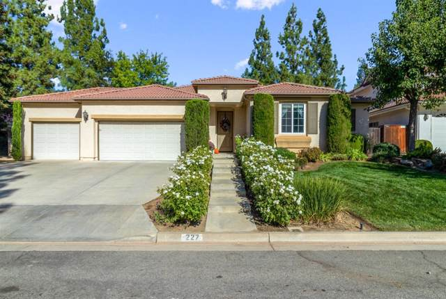 227 W Brier Circle, Fresno, CA 93711 (#530640) :: Realty Concepts