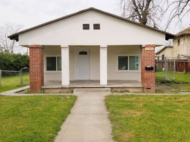 1115 O Street, Sanger, CA 93657 (#530674) :: Raymer Realty Group