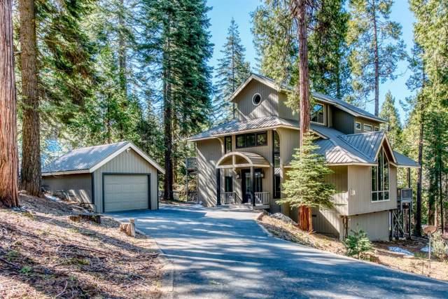 38553 Ridge Rd Road, Shaver Lake, CA 93664 (#532416) :: FresYes Realty