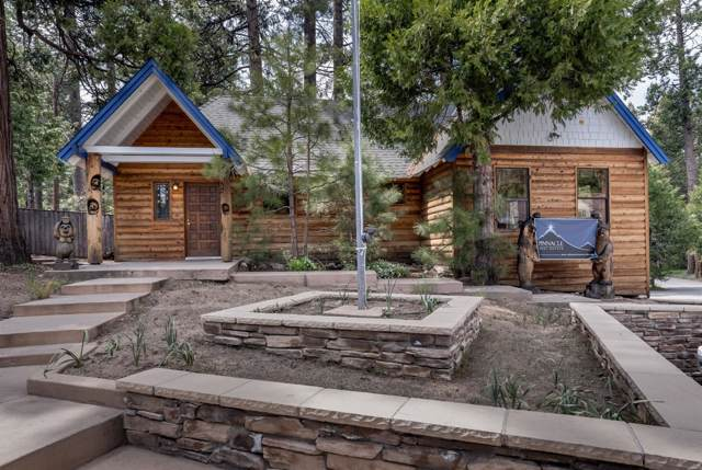 41838 Foxtail Lane, Shaver Lake, CA 93664 (#532478) :: Raymer Realty Group