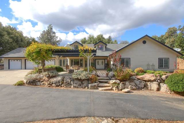 42466 Maples Lane, Oakhurst, CA 93644 (#532488) :: FresYes Realty