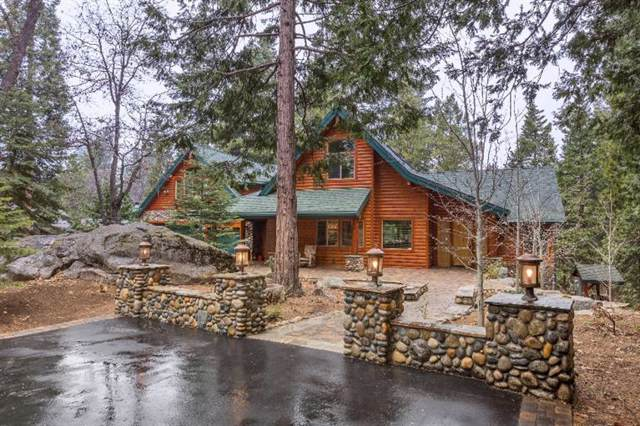 42307 Granite Ridge Road, Shaver Lake, CA 93664 (#532526) :: Raymer Realty Group
