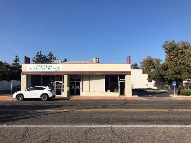 113 S M St, Tulare, CA 93274 (#532541) :: FresYes Realty