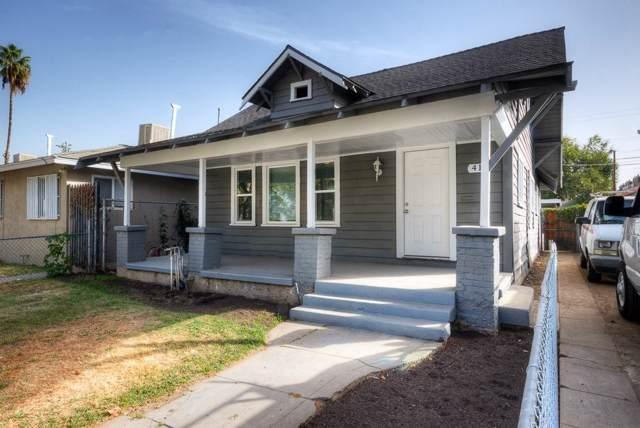 418 N Glenn, Fresno, CA 93701 (#532840) :: FresYes Realty